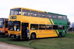 Eastern National Leyland Olympian ECW 4512 D512PPU at Showbus (Mark Bowerbank) Tags: national eastern leyland olympian ecw showbus 4512 d512ppu