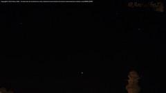 Stars and Minaret of Masjid al Basharat (AnserIbnZ) Tags: ocean light sunset sea panorama moon mountains macro art heritage beach lamp beauty cake sunrise stars photography airport spain cathedral god market minaret muslim islam goth mosque palm arabic muslimah blessing shore bakery dome latin shutter cordoba mezquita greenery costadelsol christianity february andalusia amateur malaga allah fuengirola quran ahmadiyya 2013 horseshoearch pedroabad ahmadiyyat fullmanualsettings arabicinscription bridgemorocco