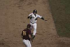 Cam Gibson (mwlguide) Tags: university raw baseball michigan eastlansing michiganstate centralmichigan collegiate spartans joeldinda chippewas mwlguide 1v1 mclanestadium