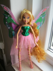 Harmonix Flora (starwinx77) Tags: club season toys flora doll power 5 collection harmonix witty winx