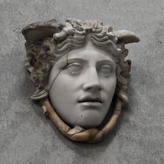 Medusa Head (egisto.sani) Tags: sculpture art m