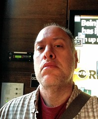 Day 454 - Day 88: @ the Hard Rock (knoopie) Tags: selfportrait me march doug year2 day88 picturemail iphone knoop day454 365days 2013 knoopie 365more 365daysyear2