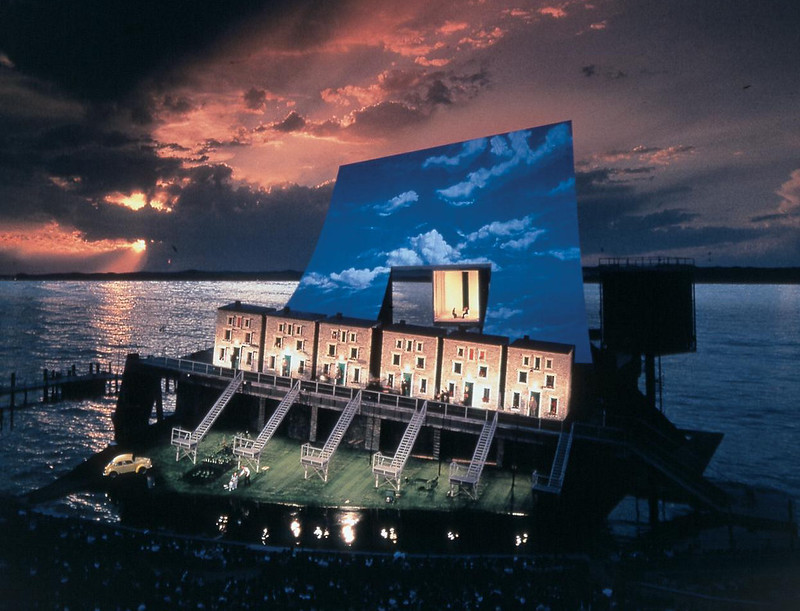 Floating Stage Austria