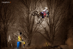 0325-3 (mrcphoto.it) Tags: italy canon crazy cool jump colours cross action extreme motor sephia motocross supercross lodivecchio 2013 wwwmrcphotoit