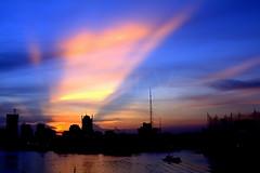 HCMC, Viet Nam (Phil-V.com) Tags: travel sunset sky sun sunrise wow photography lights crazy nice awesome vietnam su philv