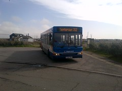 35101 Relaxing at Rye Harbour (the insider2013) Tags: volvo kent east solo dennis ashford dart stagecoach olympian optare