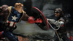 Captain America: The Winter Soldier (advocatepinoy) Tags: comics comicbooks marvellegends hydra crossbones avengers assassin newavengers redskull marveltoys wintersoldier buckybarnes acba hasbromarvellegends captainameirca secretavengers buckycap marvelcollection hydrasoldiers articulatedcomicbookart marveldisplay captainamericatoy dominicdimagmaliw advocatepinoy advocate928 deathofbucky wintersoldiertoy worldwar2heroes