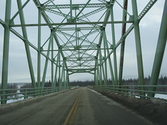 Stewart River Bridge in Stewart Crossing, Yukon, Canada (jimbob_malone) Tags: yukon 2013 northklondikehighway stewartcrossing