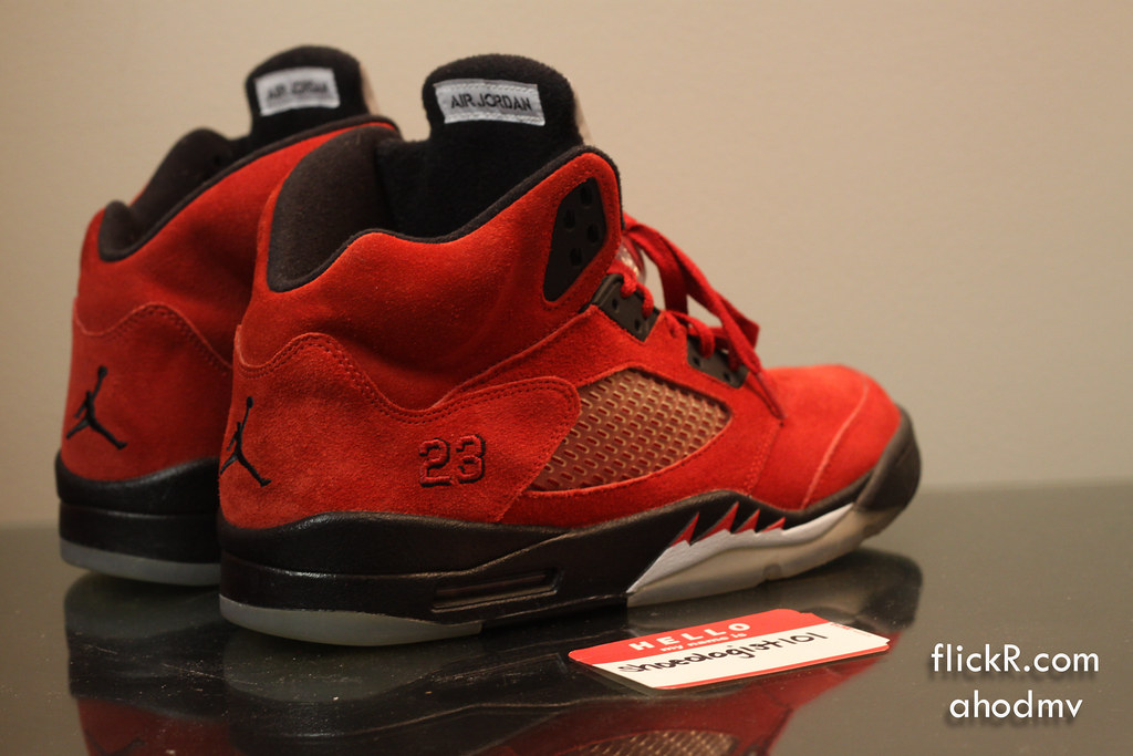 huge selection of cc2d4 cebea ... SOLD Air Jordan V Raging Bull Pack (ahoDMV) Tags air jordan ...