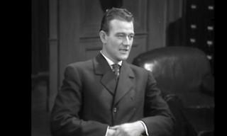 John Wayne 1936
