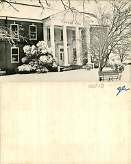 Conrad Hall, Delaware State College (Delaware Public Archives) Tags: school building college campus education learning environment agriculture administrative
