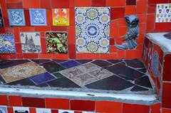 selarn 14. Mosaicos del mundo (germn :)) Tags: chile urban color colour art brasil riodejaneiro nikon ceramics artist arte tiles urbana lapa escadaria selaron d7000