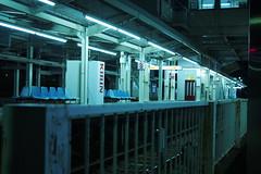 P7250038 (Tomohiro Tsuta) Tags: night station olympus f18 japan railroad train