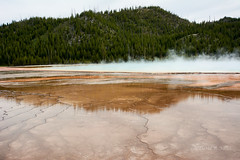 DSD_1495 (pezlud) Tags: yellowstone nationalpark landscape geyserbasin grandprismaticspring midwaygeyserbasin geyser park