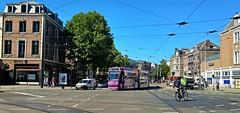 Omgeleide Tijden 10 (Peter ( phonepics only) Eijkman) Tags: amsterdam city combino gvb tram transport trams tramtracks rails rail strassenbahn streetcars nederland netherlands nederlandse noordholland holland