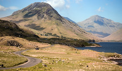 The long and winding road.. (Tall Guy) Tags: tallguy uk lakedistrict cumbria wasdale wastwater
