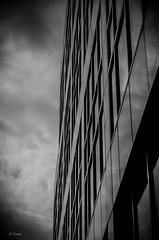 Building (E.Fraser) Tags: buildings architecture halifax novascotia blackandwhite black blackwhite bw structure standing street nikon nightsky sky