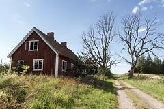 Vrangelsro houses (hoekmannen) Tags: hoekmannen vrangelsro dehus abandoned de hus house scary torture chamber cellar tortyrkammare kllare