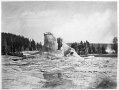 Giant Geyser (YellowstoneNPS) Tags: jackson heritagemuseum gardiner mt usa