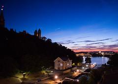 Rideau Canal on a Summer Evening