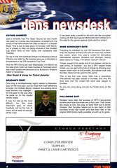 Dundee vs Rangers - 2000 - Page 4 (The Sky Strikers) Tags: dundee rangers scottish premier league spl bank of scotland dens park matchday magazine one pound fifty