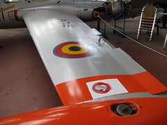 """Fouga Magister C.M.170 42 • <a style=""""font-size:0.8em;"""" href=""""http://www.flickr.com/photos/81723459@N04/29020306000/"""" target=""""_blank"""">View on Flickr</a>"""