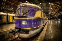 Nighttrain - Null Uhr 50 ab Leipzig 1936 (Damals der schnellste Zug der Welt!) (Batram) Tags: nighttrain null uhr 50 ab leipzig 1936 damals der schnellste zug welt