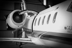 Private jet (sydbad) Tags: private jet canon 5dmk2 5dmkii sigma sigma35mmf14dghsm