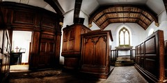 Alter (Jamie  Sproates) Tags: wwwjamiesproatescom st andrews church abandoned panorama hdr canon 5d mkiii mk3 alter old disused