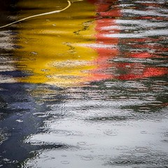 Il pleut sur Oban (RVBO) Tags: vert scotland ecosse oban pluie rain carr couleurs port