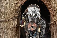 Mursi woman (27) (Prof. Mortel) Tags: ethiopia omovalley mursi