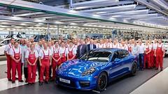 Последняя Porsche Panamera первого поколения