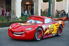 Pixar Play parade in DCA (GMLSKIS) Tags: disney california amusementpark anaheim dca pixarplayparade lightningmcqueen disneycaliforniaadventure