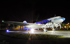 PP-ANU Douglas DC-3 (Douglinhas) (diego.alves82) Tags: dc3 aviação restaurado boulevard varig