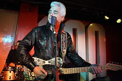 Dale Watson & The Lone Stars (2016) 02 - Dale Watson (KM's Live Music shots) Tags: countrymusic unitedstates texas dalewatson telecasterguitar fenderguitar electricguitar guitar 100club