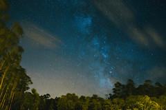 My first Milky Way (Leo Hidalgo (@yompyz)) Tags: canon eos 6d dslr reflex yompyz ileohidalgo fotografa photography vsco finisterre fisterra night noche galicia cee espaa spain