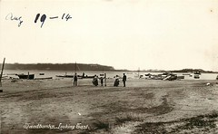 Poole Harbour from Sandbanks (mgjefferies) Tags: england dorset poole sandbanks harbour 1914 postcard view