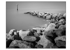 Mark II (derek_michalski) Tags: derekmichalskiphotography fineartphotography uk kent water sky nikon d800 leefilter longexposure le monochrome bw blackandwhite biancoynegro frame
