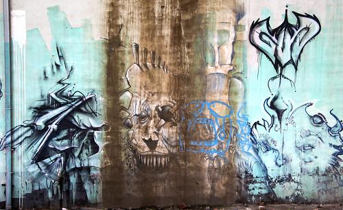 Szczecin Graffiti Poland
