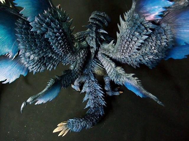 台灣夢工廠模型公仔工作室的黑龍王(克羅諾斯)