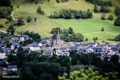 azet (reycedcar) Tags: france architecture montagne vacances village t paysage pyrnes saintlary lespyrenees aout2012