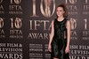 Saoirse Ronan at Irish Film and Television Awards 2013 at the Convention Centre Dublin
