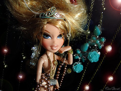 Bratz Next Top Model Cycle 10: Jewelry and Big Hair - Candace (Carol Parvati ) Tags: doll candace talking mga bratz cloe carolparvati