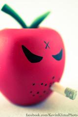 Bad Apple (Kevin Klima Photography) Tags: urban apple frank bad vinyl kidrobot kozik monger smorkin kevinklima