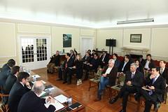 Reunião Distrital e Concelhias Portalegre 13/2