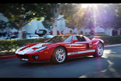 Ford GT, Cars and Coffee, Irvine (Kevin Ho  Photography) Tags: cars coffee irvi