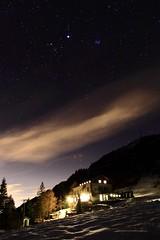 Night Lights (flubatti) Tags: sky mountain night stars