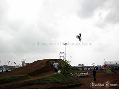 Up in the air (Vaibhav.Tiwari) Tags: motocross
