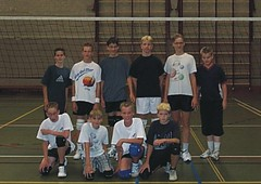 2001 Jongens C1 - Tr. Ewout Berenst