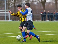 IMG_0137 (Ruud Schobbers) Tags: canon soccer a1 voetbal ruud ef70200mm heesch f28l hvch eos7d theole schobbers
